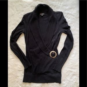 Black Guess sweater